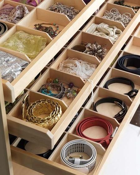 Claves para ordenar el armario