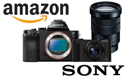 El rincón del fotógrafo de Amazon tiene justo lo que necesitas para regalar a un padre fotógrafo: cámaras y objetivos Sony a precios rebajados