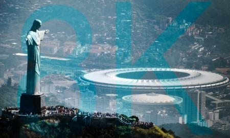 Japón comienza su retransmisión en 8K de los Juegos Olímpicos de Río