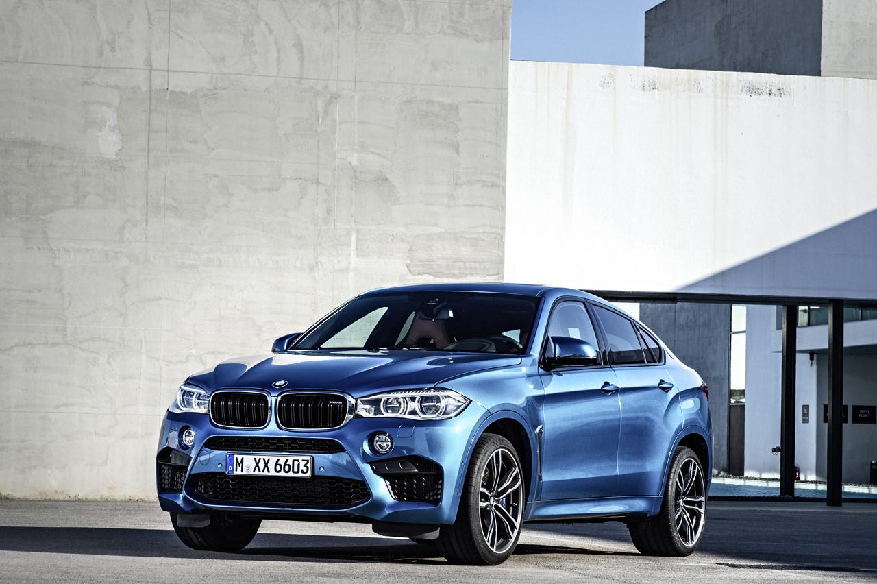 Foto de BMW X5 M y X6 M (2015) (22/22)