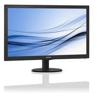 27 pulgadas a precio de 24, con el monitor Philips 273V5LHAB/00 que baja hasta el mínimo hasta la fecha: 136,85 euros