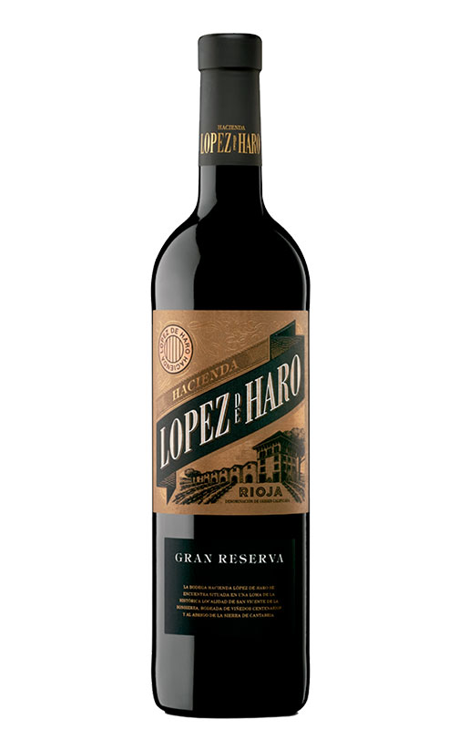 Lopez de Haro Gran Reserva 2011. DOCa Rioja.