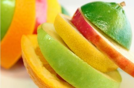 Torre de fruta