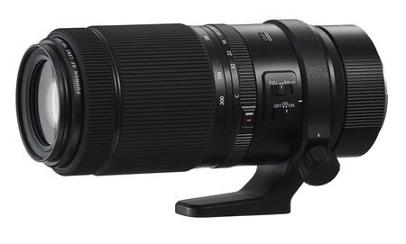 Fujifilm incorpora un nuevo objetivo para su sistema GFX: FUJINON GF100-200mmF5.6 R LM OIS WR