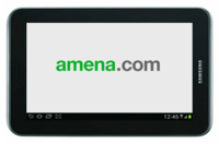 Amena incorpora la Samsung Galaxy Tab 2 7.0 3G a su catálogo, su primera tablet