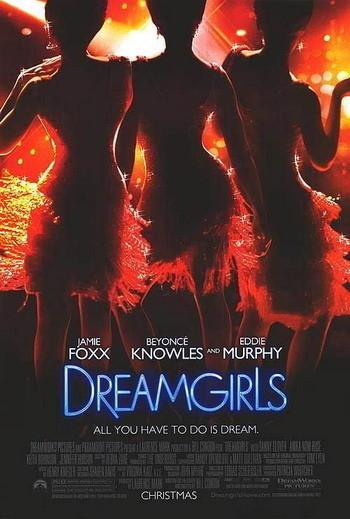 Póster de 'Dreamgirls'