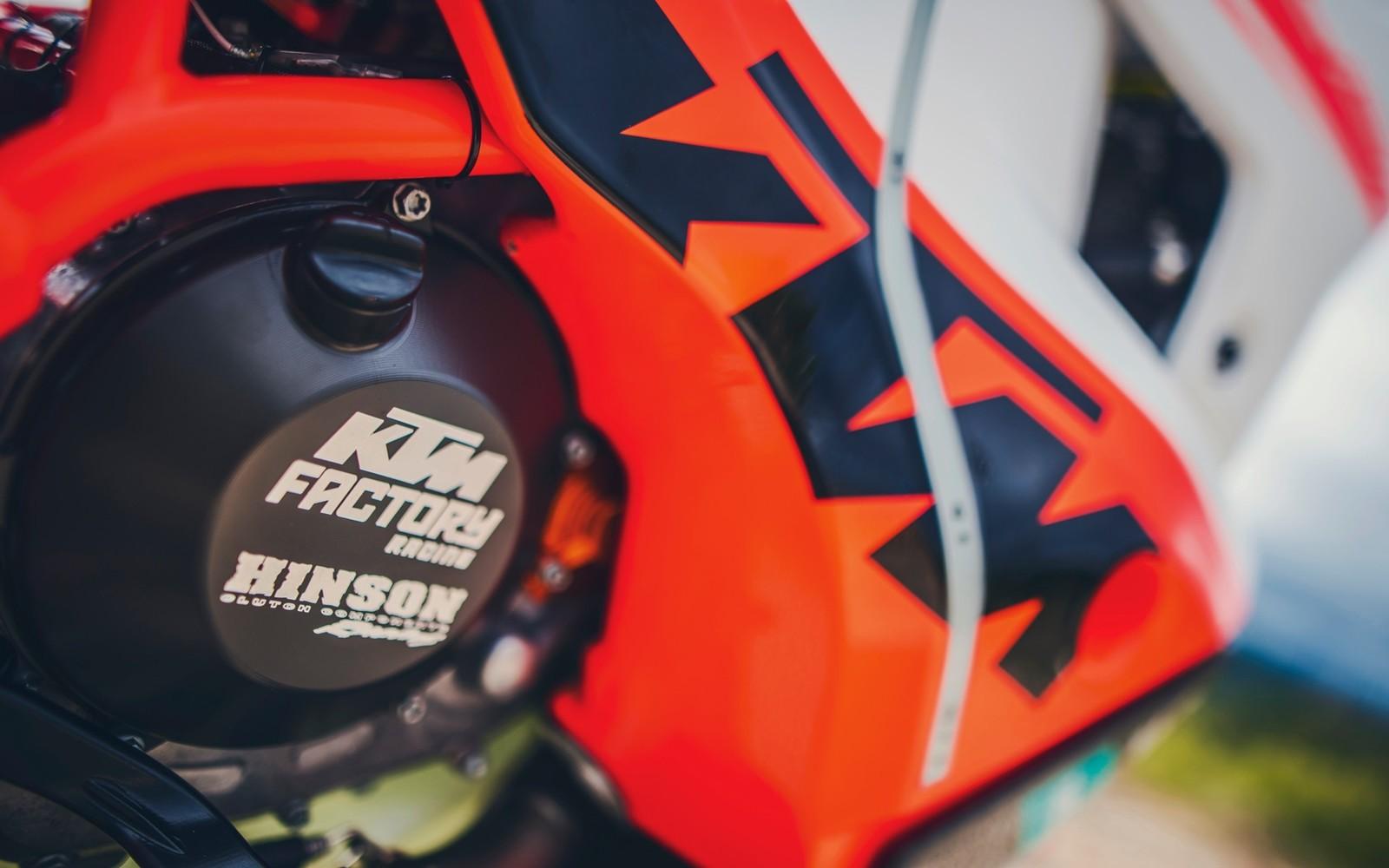 Foto de KTM 450 Rally Dakar 2019 (99/116)