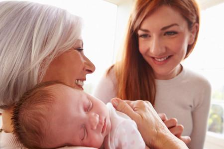 Gracias mamá, porque aunque ya tengo mis propios hijos, sigo necesitando de mi madre
