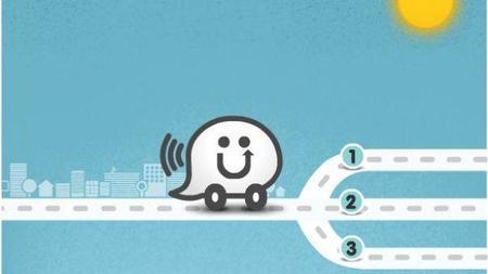 Apple podría estar en negociaciones para comprar Waze, el GPS social