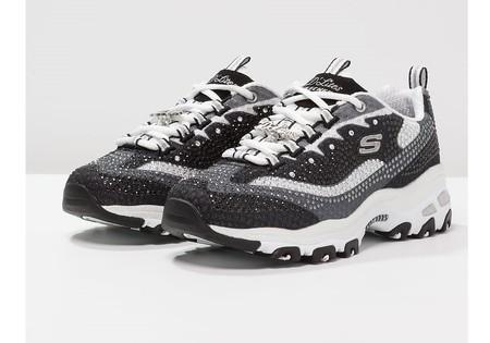 50% de descuento en las zapatillas deportivas Skechers D`Lites Diamonds: ahora 47,45 euros en Zalando