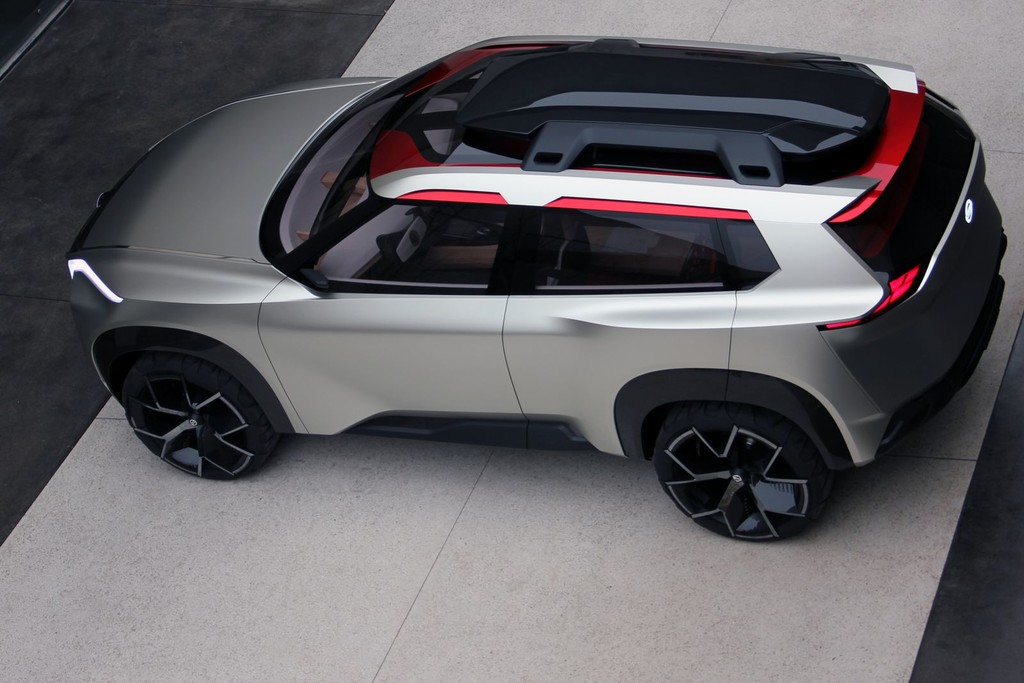 Nissan Xmotion Suv 4