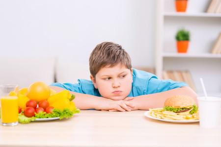 El Niño No Come: cuando llegan a casa, están saturados por el azúcar y la grasa y no quieren comer