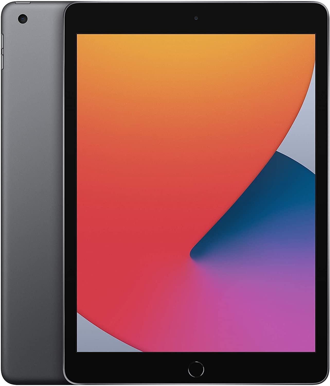 Nuevo Apple iPad (de 10.2 pulgadas, con Wi-Fi y 32 GB) - Gris espacial (Ultimo Modelo, 8.ª generación)