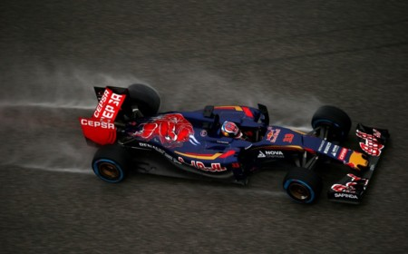 Max Verstappen F1 2015