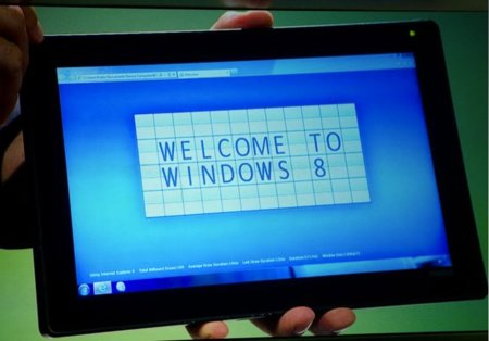 Windows 8 sobre ARM
