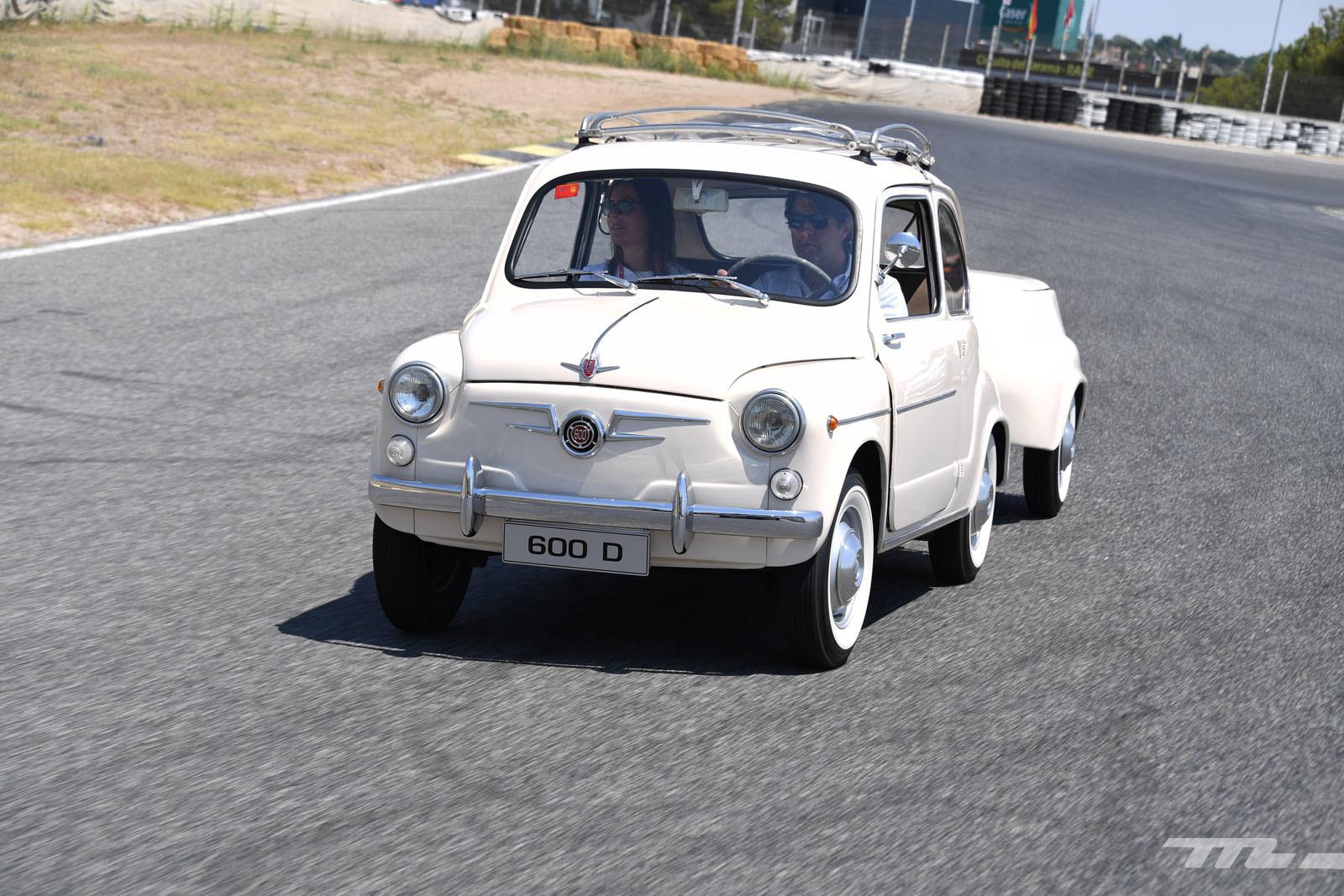 Foto de SEAT 600 - 60 Aniversario (prueba) (8/20)