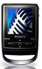Sony CE-P, MP3 con pantalla OLED