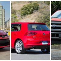 ¿Cuáles fueron los autos más vendidos a nivel mundial en el 2015?