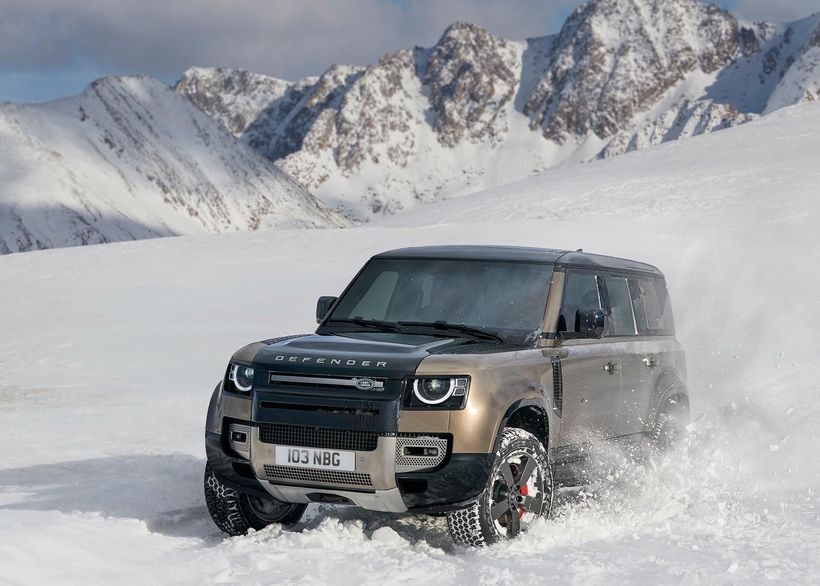 Foto de Land Rover Defender 2020 (6/60)