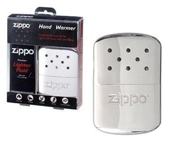 Calienta tus manos con Zippo