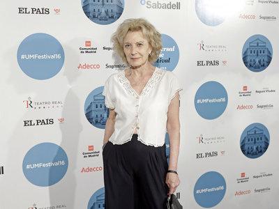 Marisa Paredes será la sexta mujer que reciba el Goya de Honor 2018