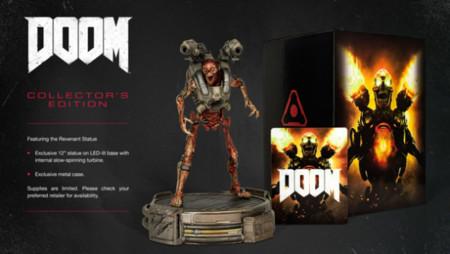 Doom Edicion De Coleccion