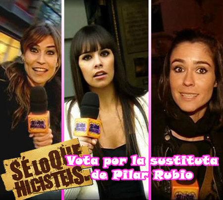 Salomé Jiménez, Alba Lago o Cristina Pedroche: Vota por quién crees que será la nueva Pilar Rubio
