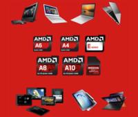 Temash, Kabini y Richland: las nuevas APU de AMD para portátiles