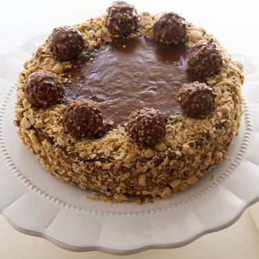 Tarta bombón, la receta perfecta para que sucumbáis de placer con la primera cucharada