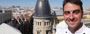 Consiguió una estrella Michelin en Nueva York sirviendo tapas: ahora lucha por traer a los madrileños a un hotel en la Gran Vía