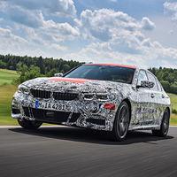El próximo BMW Serie 3 rompe el silencio con sus primeros detalles