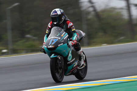 Mcphee Francia Moto3 2021