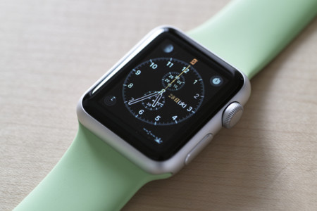 7155ab2c98 9 días con el Apple Watch