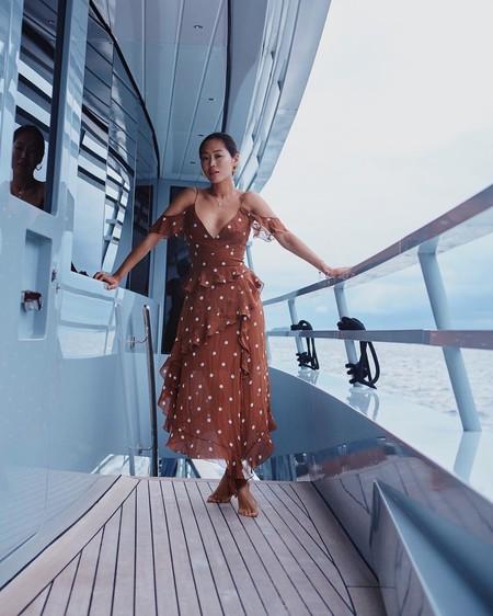 El mundo de la moda rescata al personaje de Vivian Ward (Pretty Woman) y le rinde un homenaje particular