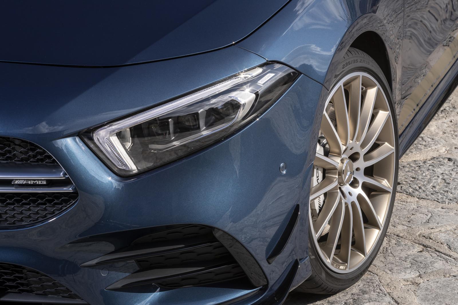 Foto de Mercedes-AMG A35 (presentación) (98/122)