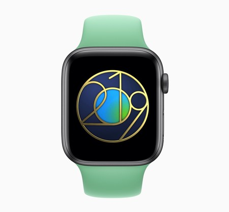Apple Watch Dia Tierra 2019