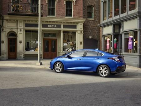 Chevrolet Volt Perfil