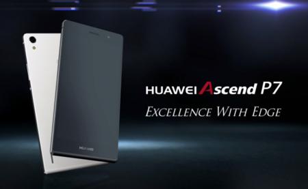 96da7e646d0 Huawei Ascend P7, toda la información sobre el nuevo Android de Huawei