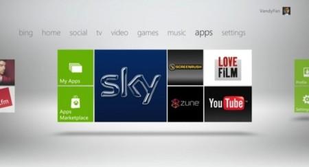 Una posible Xbox TV mira a 2013 como objetivo
