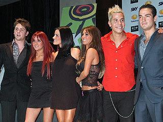 El grupo RBD lanza una línea de ropa