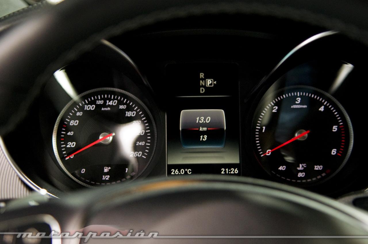 Foto de Mercedes-Benz Clase V (presentación) (13/40)