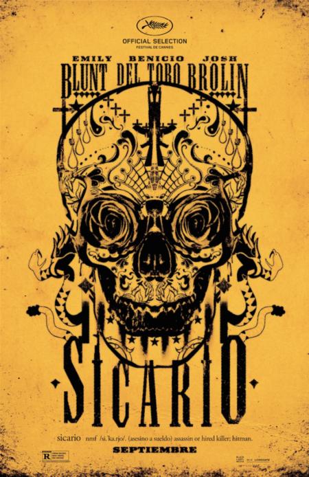 El nuevo póster de Sicario