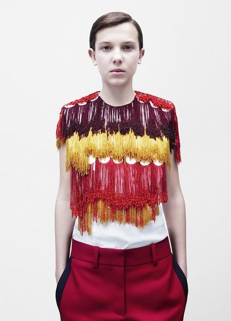 Calvin Klein by Appointment, la primera gran campaña de moda de Millie Bobby Brown