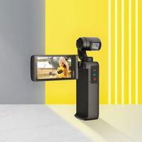Gudsen Moza Moin: Una compacta para vídeo y fijas con estabilizador gimbal integrado