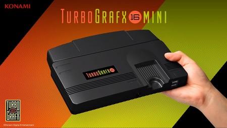 Anunciada la TurboGrafx16 Mini, la próxima consola retro en contar con su versión en miniatura [E3 2019]