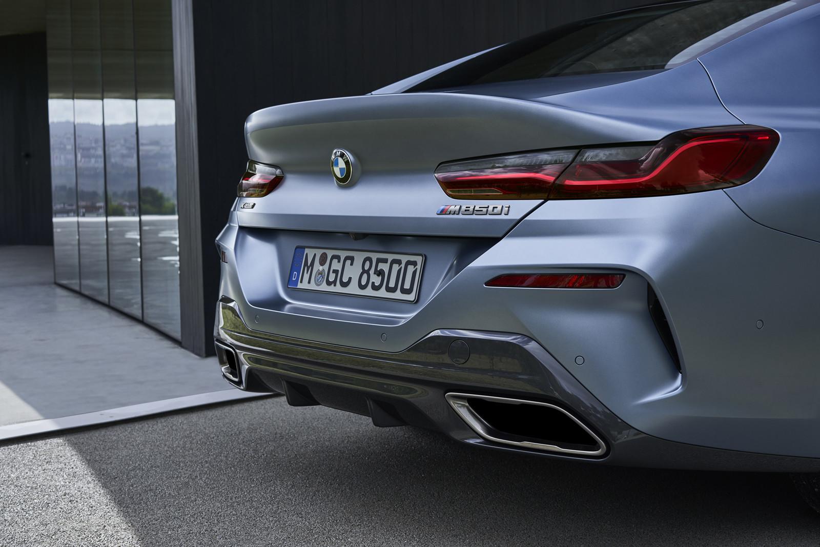 Foto de BMW Serie 8 Gran Coupé (presentación) (91/159)