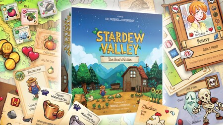 Stardew Valley ya tiene su propio juego de tablero oficial creado por el mismo Eric Barone. Y luce de maravilla