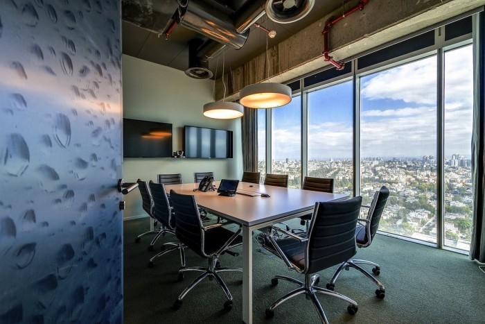 Foto de Espacios para trabajar: las oficinas de Google en Tel Aviv (1/16)