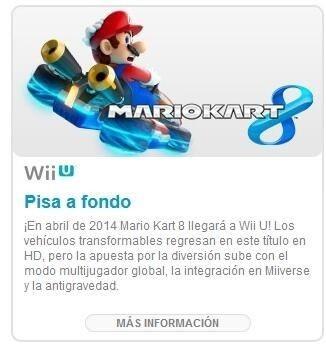 Mario Kart 8 (abril de 2014)