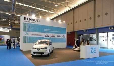 Salon Valladolid Renault Ayuda